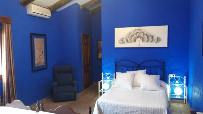 Hotel La Buitreras hab familiar 2