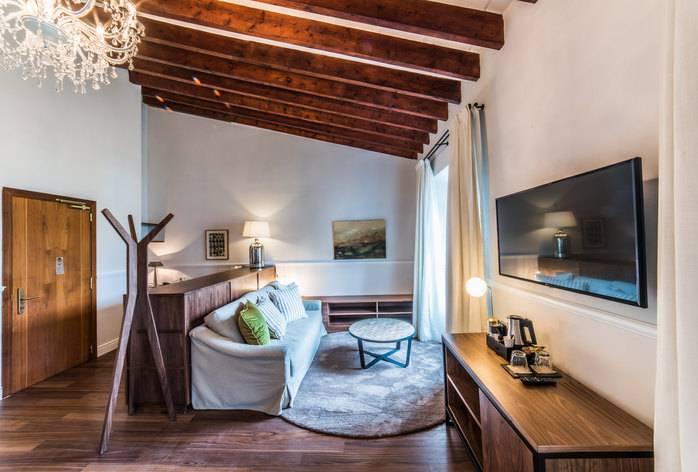Avenida Luxury Suite salón 2