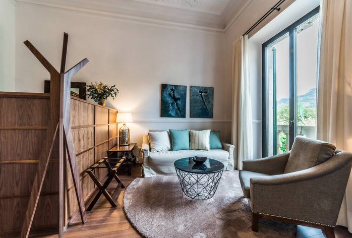 Avenida Luxury Suite salón